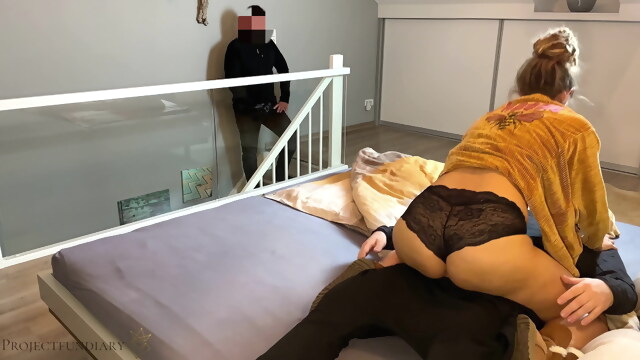 Cheating housewife.. beeg creampie free cuckold