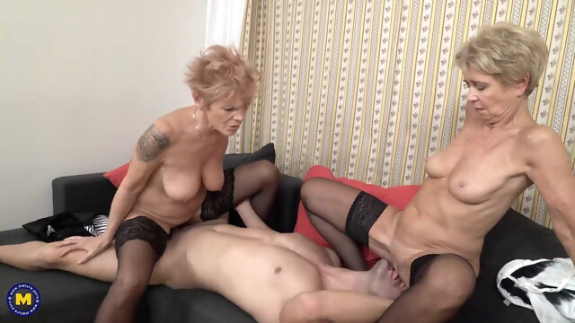 Best of mom and.. beeg blowjob free mature