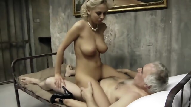 Old Army Man Takes.. beeg big tits free blonde