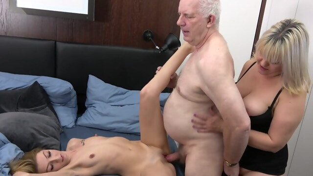 B-Grandpa Threesome beeg amateur free hardcore